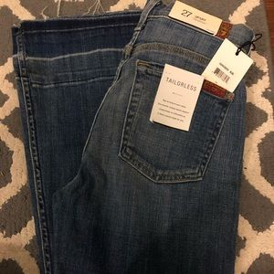 7 for all mankind Ginger Tailor-less Jeans
